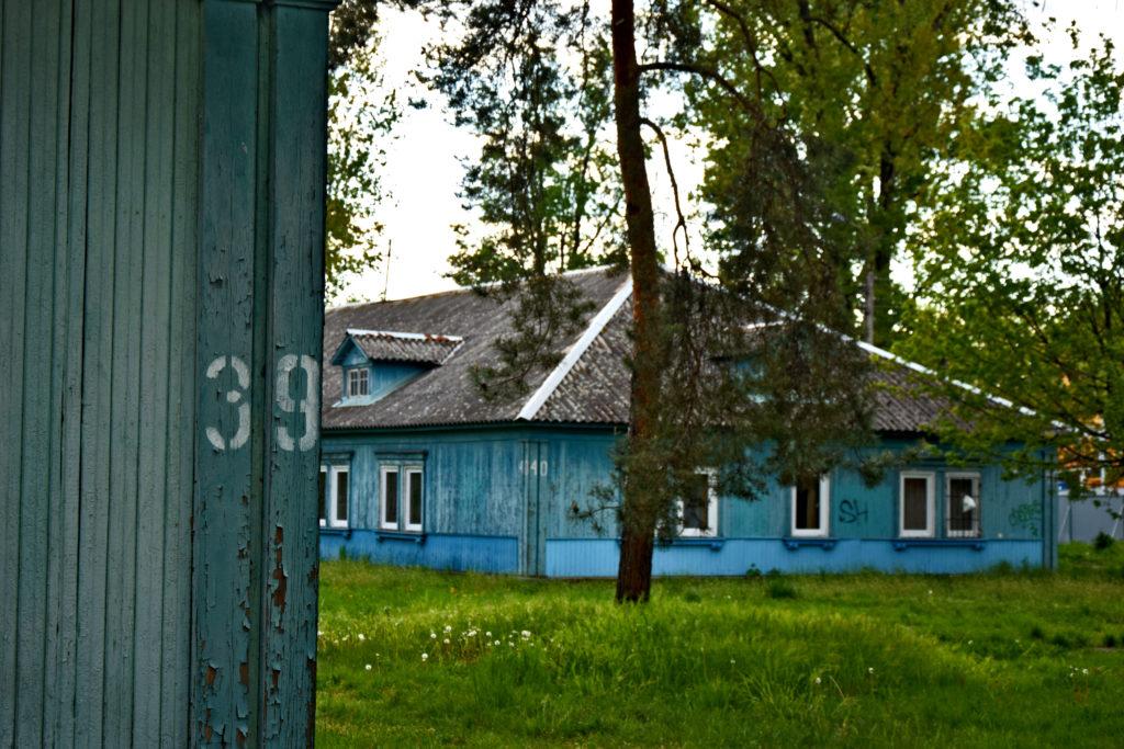 Osiedle Przyjaźń na Bemowie. Gdzie Los Poniesie, foto: Dawid Białowąs