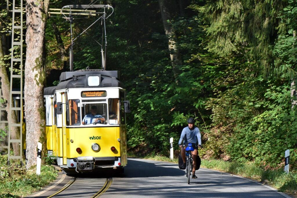 Tramwaj Bad Schandau Gotha