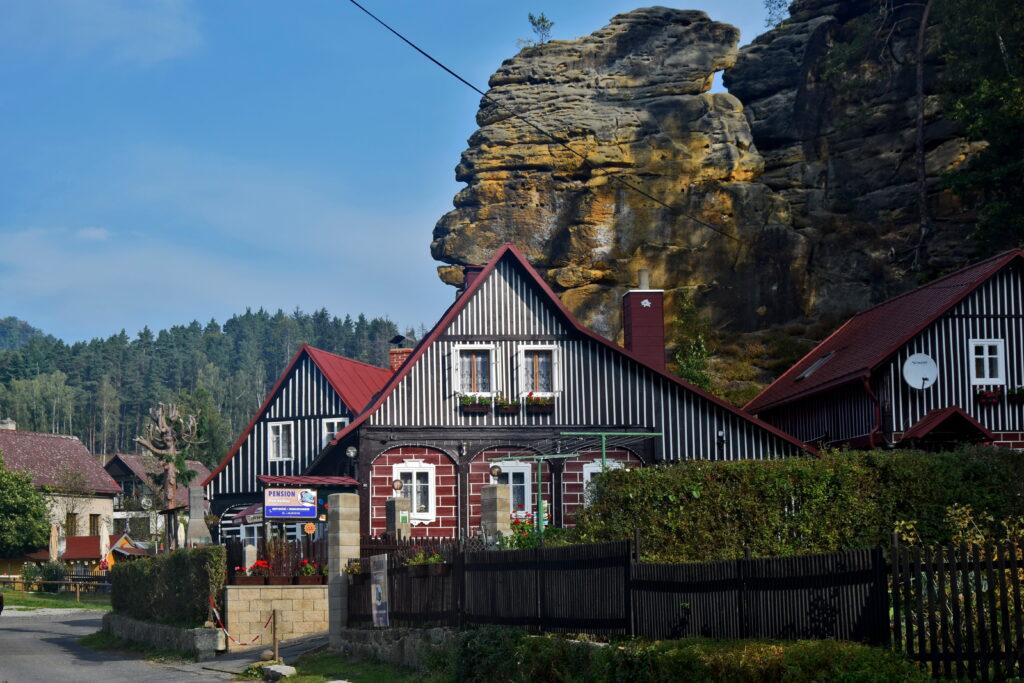 Czeska Szwajcaria Jetřichovice