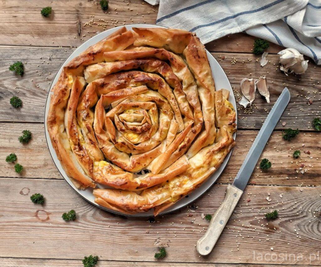 Banica - naszym zdaniem numer jeden kuchni bułgarskiej!