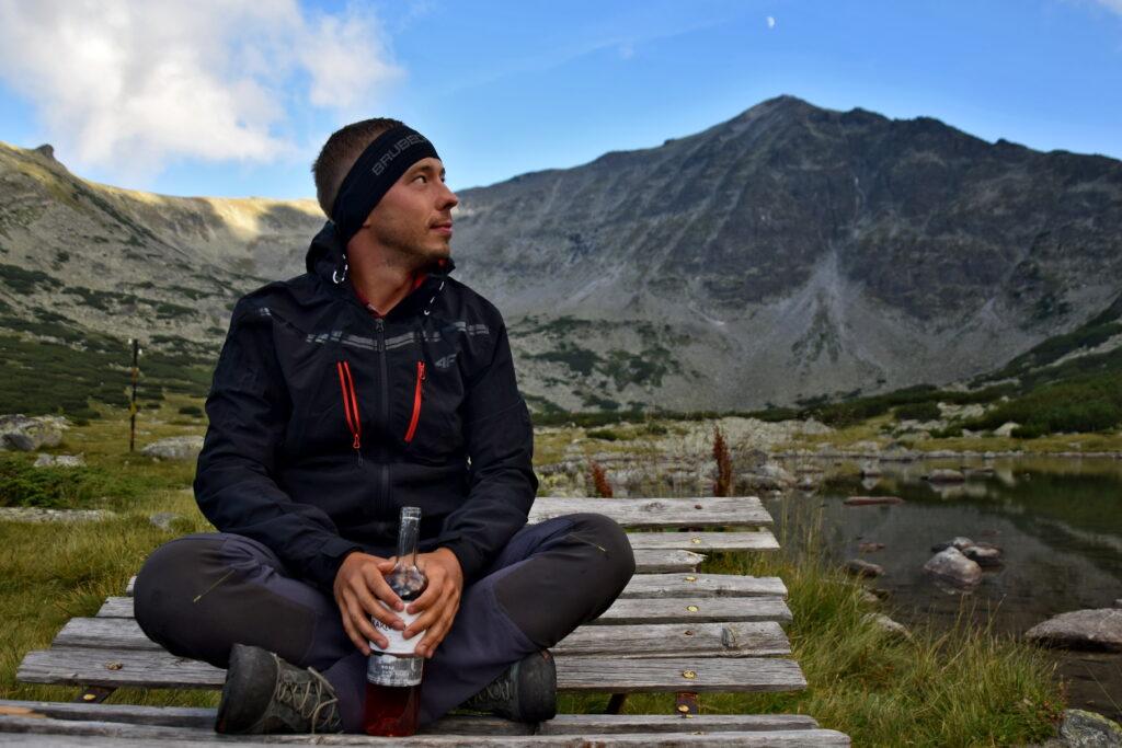 Musała - nocleg w namiocie z pięknym widokiem na najwyższy szczyt Bułgarii :)