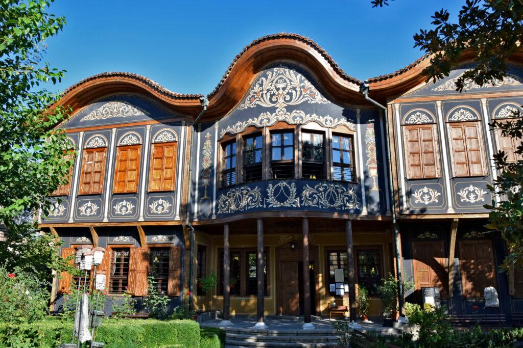 Płowdiw (Plovdiv) - Muzeum Etnograficzne.