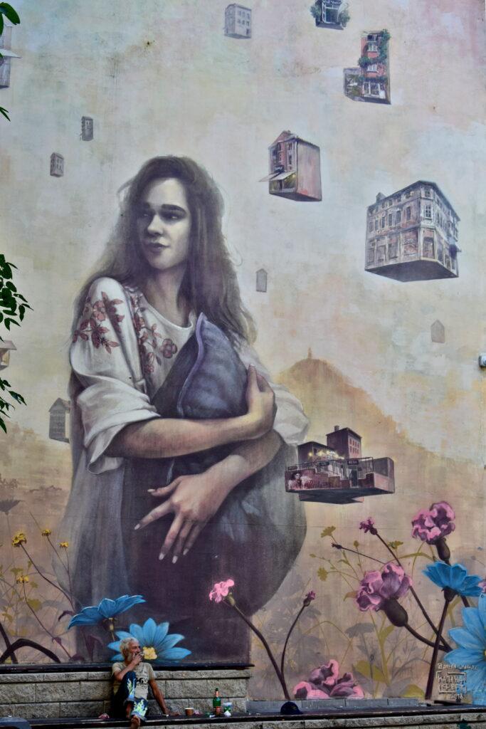 Płowdiw (Plovdiv) - Kapana - hipsterska dzielnica miasta kultury.