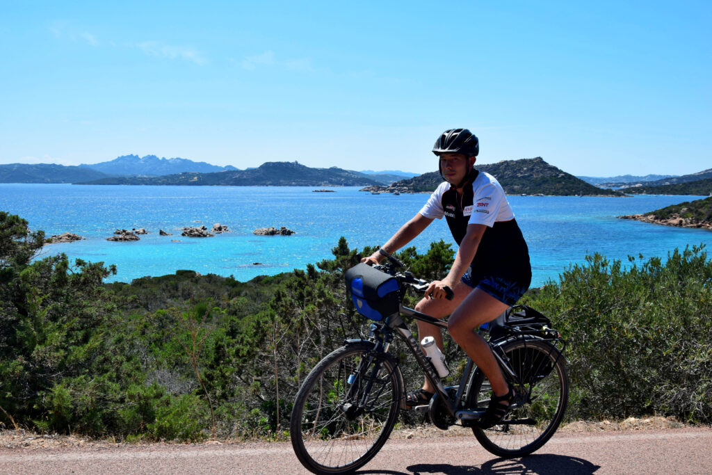 Caprera La Maddalena rower