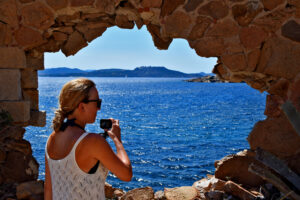 La Maddalena - uroczy archipelag, tuż przy brzegu Sardynii