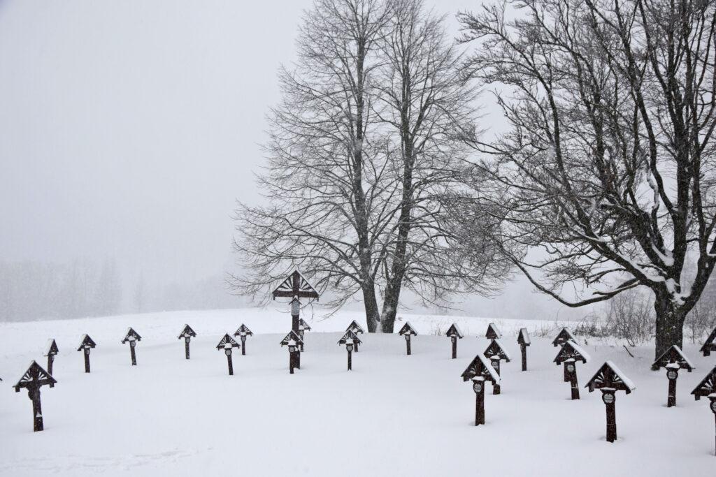Cmentarz Grab, cmentarz w Grabiu.