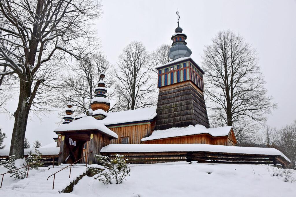 Cerkiew św. Kosmy i Damiana w Kotani, Kotań beskid niski