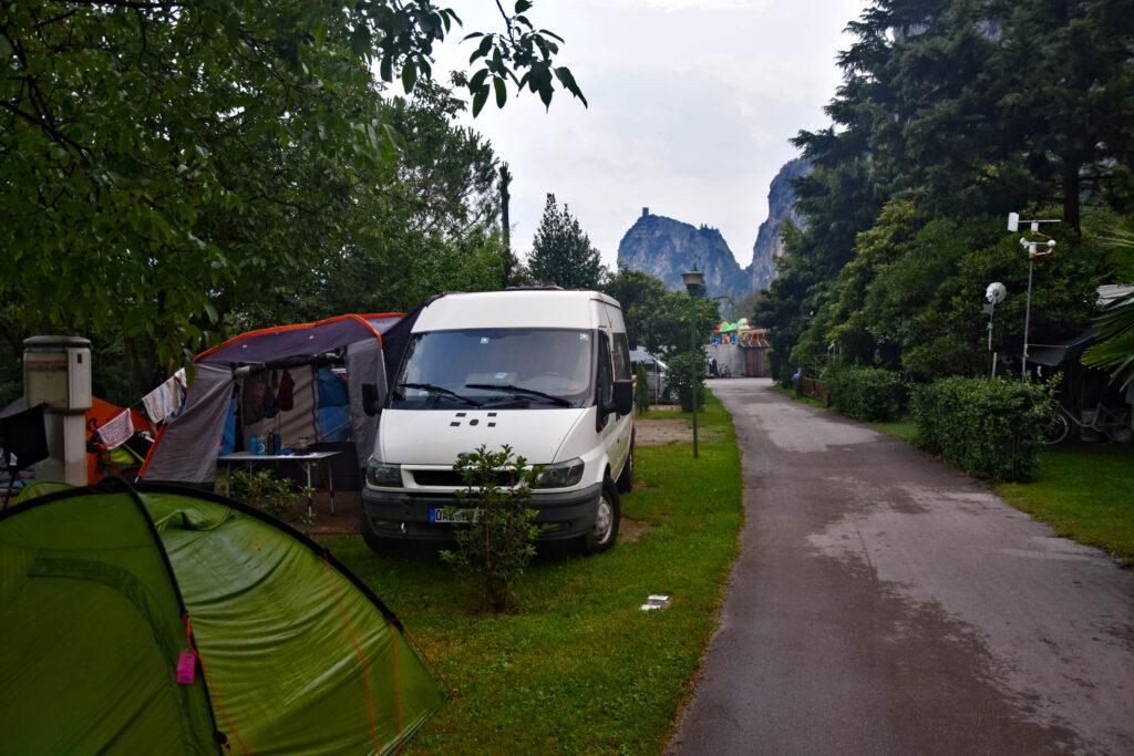 Camping ZOO Arco jezioro garda