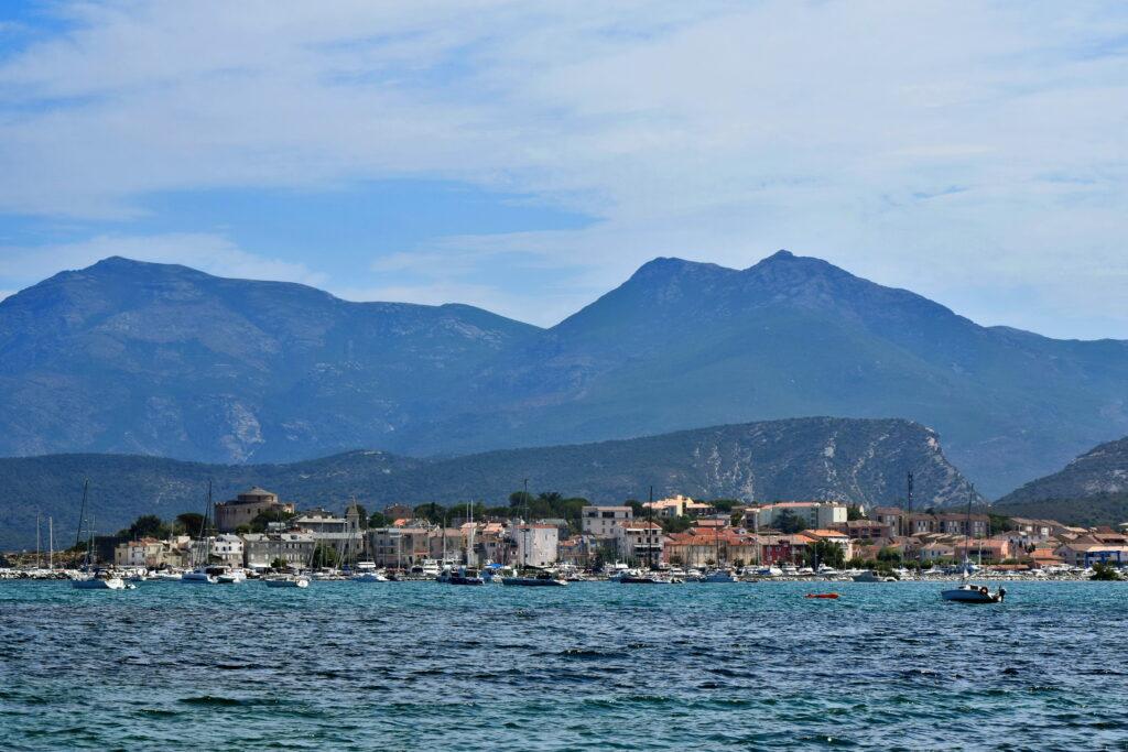 Saint-Florent, Cap Corse, Korsyka na rowerze