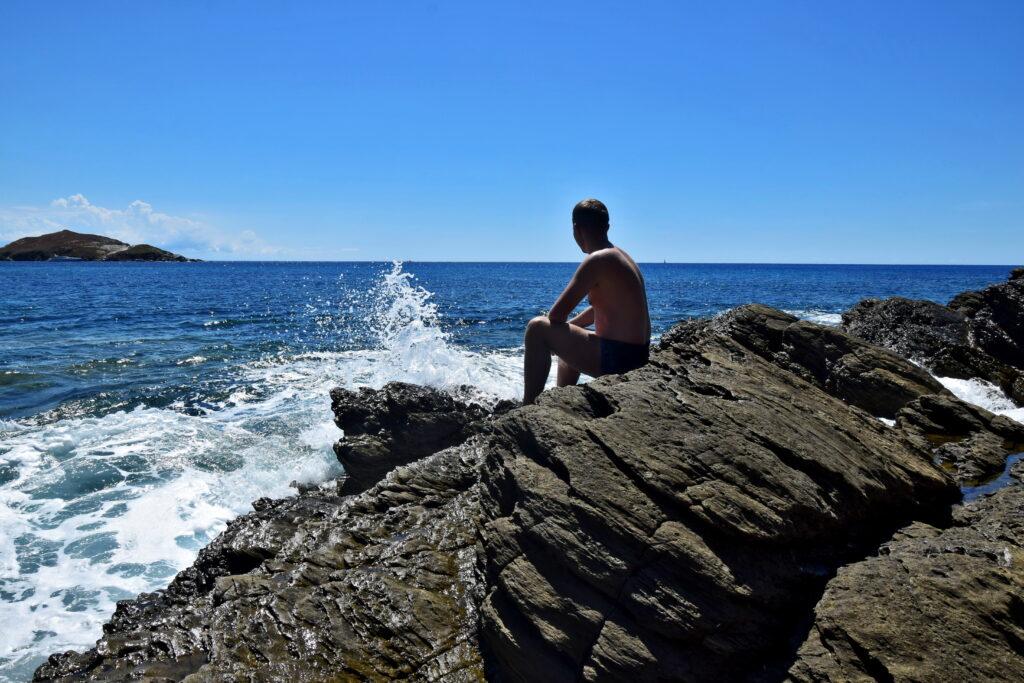 Cap Corse, Korsyka na własną rękę. Wybrzeże, Porto de Centuri