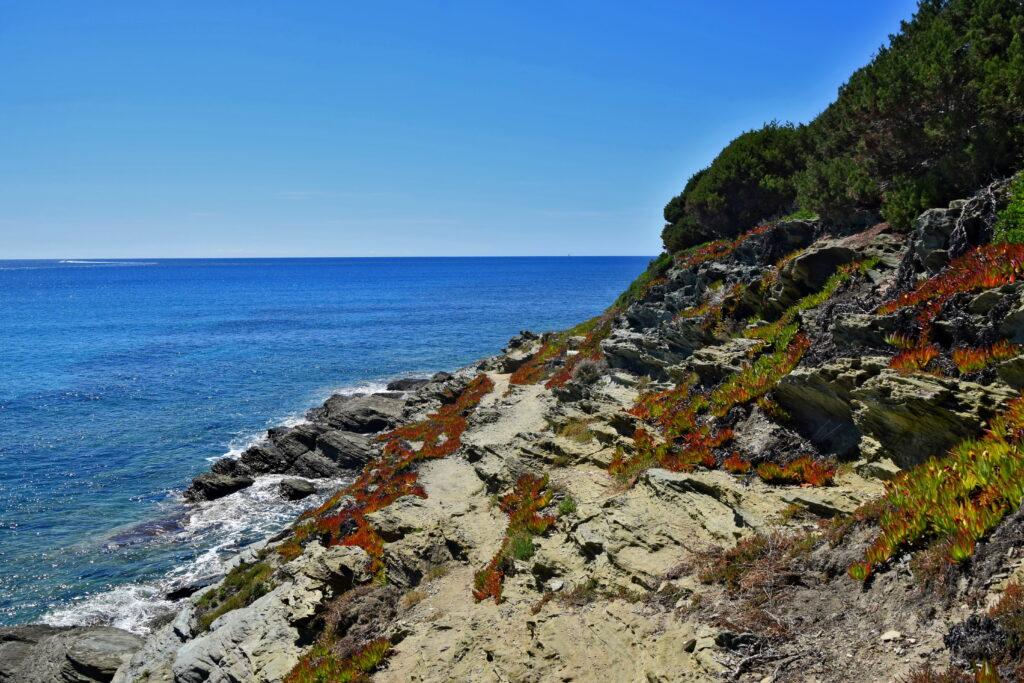 Korsyka, Cap Corse, szlak, trekking