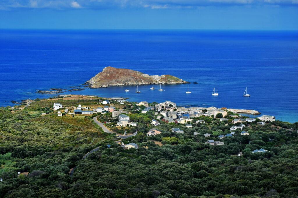 Porto de Centuri, Cap Corse, Korsyka