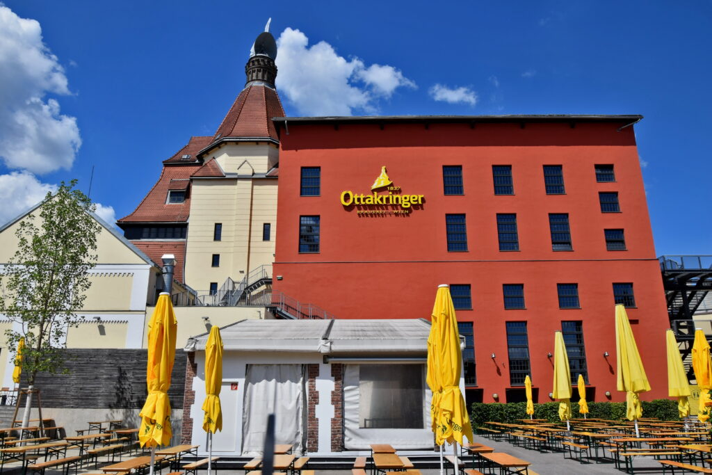 Browar Ottakringer - nietypowe atrakcje w Wiedniu