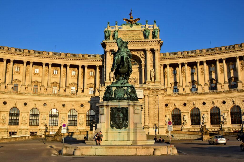 Wiedeń Hofburg