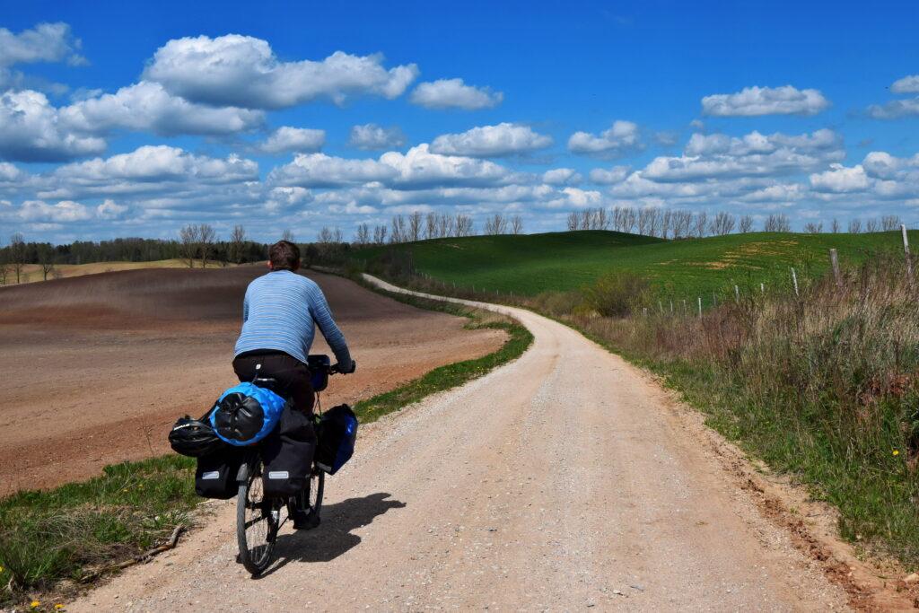 Suwalszczyzna rower gdzie los poniesie, wyprawa rowerowa