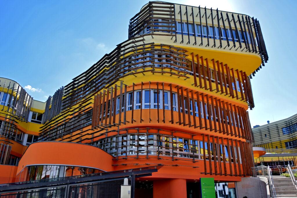 uniwersytet medyczny w Wiedniu atrakcje Medizinische Universität