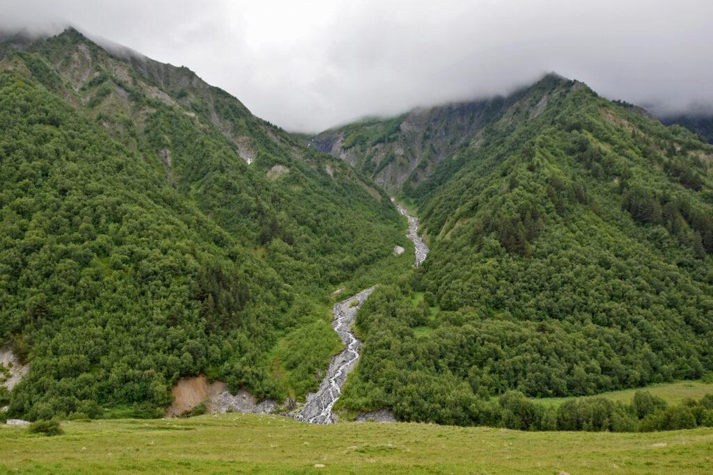 Adishi - Ushguli, Swanetia dolina