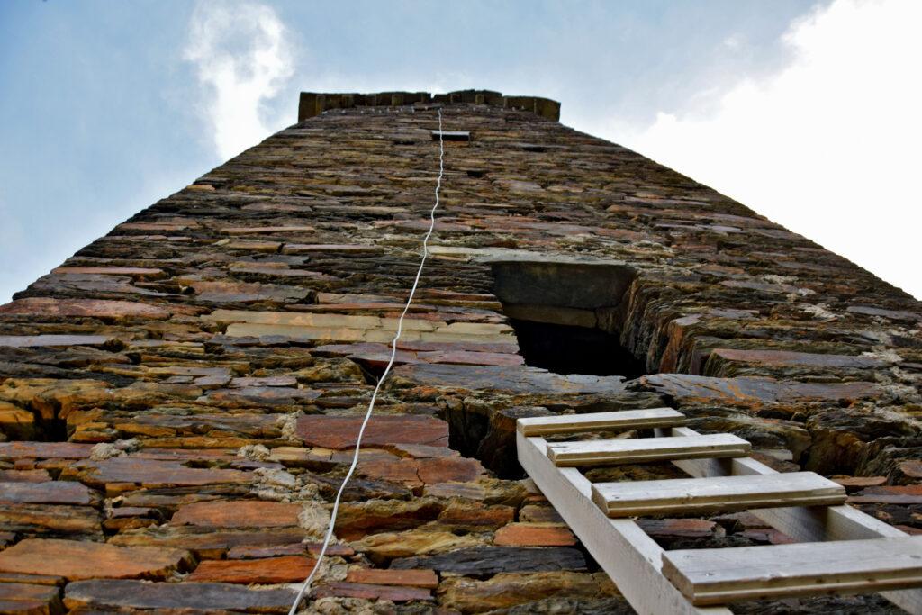 Swańska wieża obronna, swanetia Ushguli