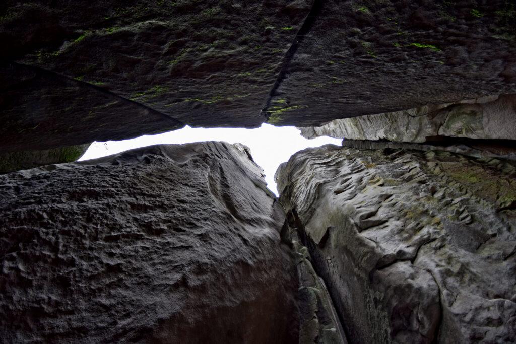 Czechy skalne miasto Adrspach, Adrspachskie skały