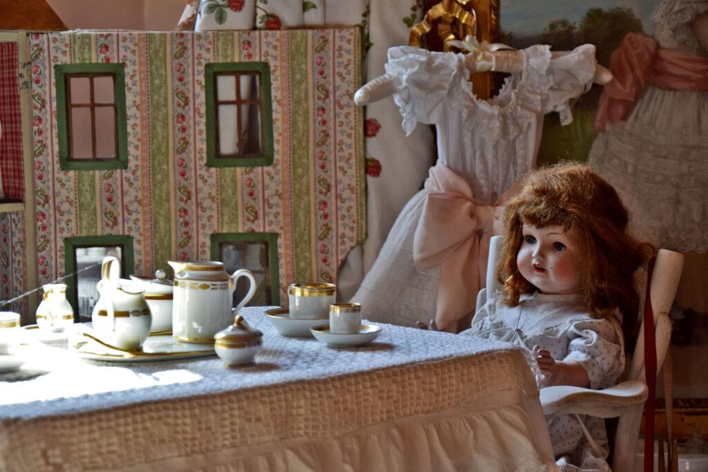 Castolovice pokój dziecięcy w zamku