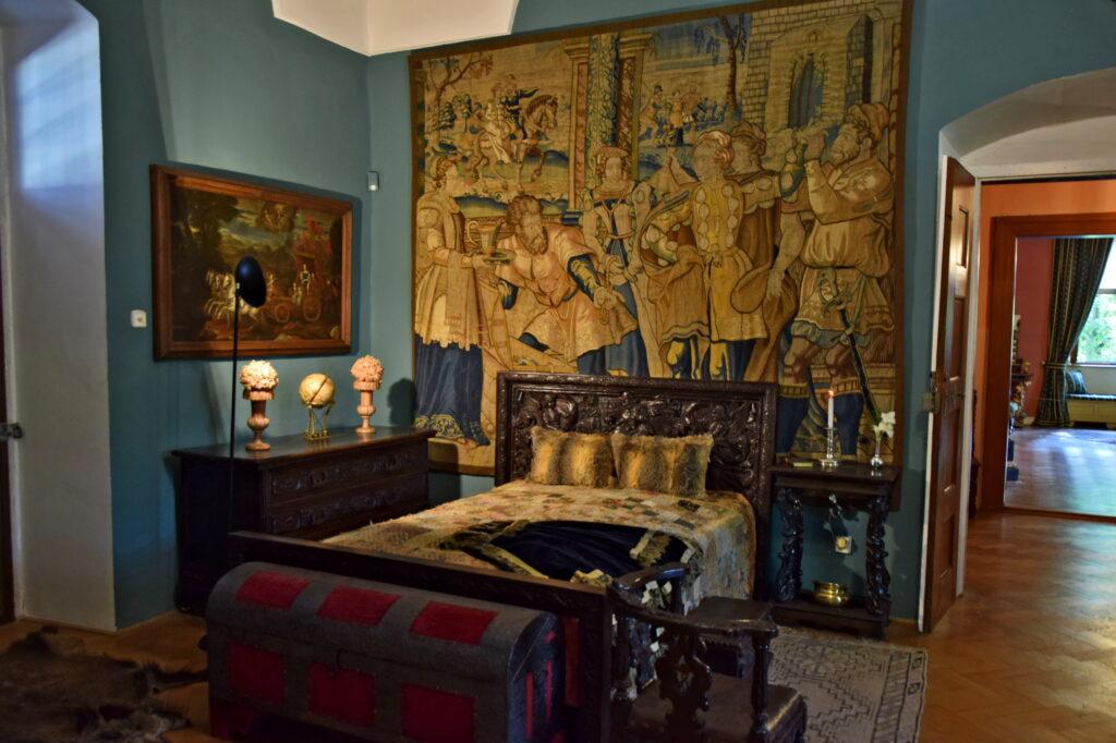 Castolovice sala pokój zamek czechy. Najpiękniejsze czeskie zamki